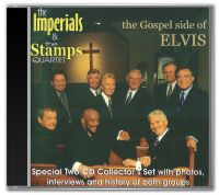 The Imperials & The Stamps Quartet - The Gospel Side Of Elvis