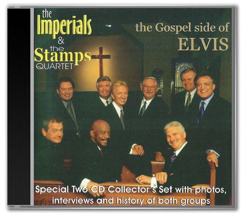 The Imperials & The Stamps Quartet - The Gospel Side Of Elvis