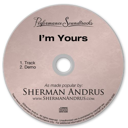 Soundtrack - I'm Yours