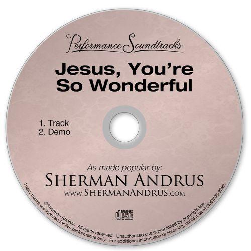 Soundtrack - Jesus, You're So Wonderful
